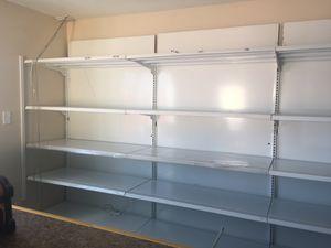 Delano/Metal shelving for Sale in Delano, CA
