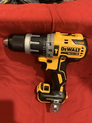Dewalt 3 speed xr t hammer drill tool only brand new for Sale in Whittier, CA