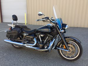 Yamaha 2008 XV1900 1900 Roadliner Midnight Motorcycle for Sale in Fontana, CA