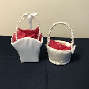 Flower Girl Baskets for Sale in Spanaway, WA
