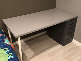 IKEA Desk And Drawer for Sale in Ladera Ranch,  CA