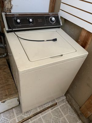 Whirlpool washer parts only for Sale in Brisbane, CA