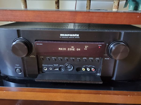 Marantz receiver, excellent condition