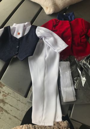 Shirley Temple dress up doll clothes for Sale in Cleveland, OH