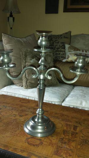 3 holder candelabra for Sale in Vancouver, WA