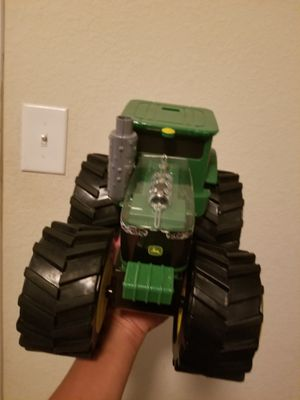 John Deere Tractor and Mega Blocks Tractor for Sale in Katy, TX