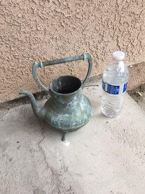 Antique teapot for Sale in Riverside, CA