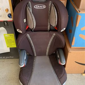 Graco Car seat With Back Booster for Sale in Newbury Park, CA