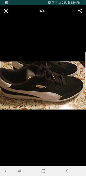 10.5 mens new puma never worn for Sale in Portland, OR