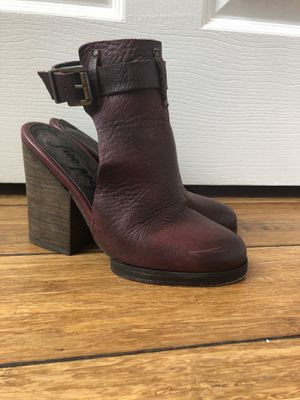 Free People leather boots for Sale in Black Diamond, WA