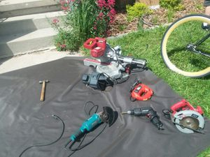 Table saw & more tools for Sale in Millcreek, UT