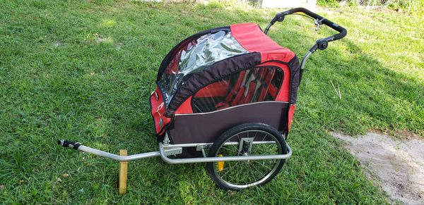 Trailer bike
