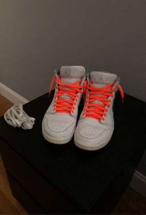 Jordan 1's ( Off White Laces ) for Sale in Warner Robins, GA