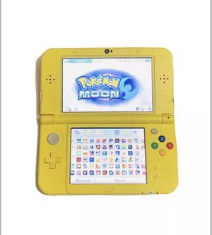 Nintendo New 3DS XL [ Pikachu Edition ] MEGA BUNDLE !!!!!!!!!!!!! for Sale in Hollywood, FL