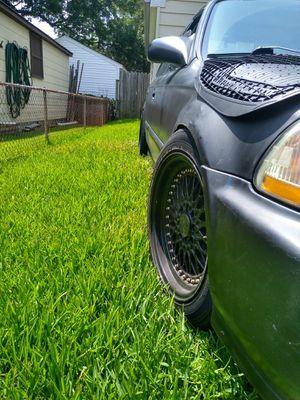 4 x100 16x8 20et XXR wheels for Sale in Portsmouth, VA