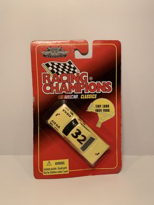 Racing Champions 1996 Nascar Classics Ford 1964 Tiny Lund #32 Yellow for Sale in Fresno, CA