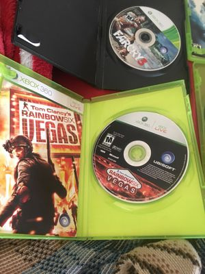 Xbox 360 games for Sale in Oak Hills, CA
