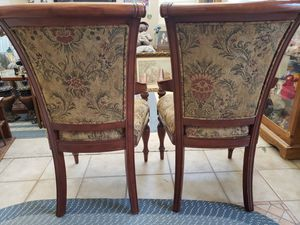 Pair of beautiful Antique Side Chairs for Sale in Henderson, NV