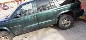 1998 Dodge Durango- great for parts truck or get the transmission replaced. Will take offers for Sale in Bartlesville, OK