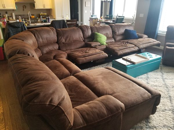 Outstanding Cloud Ii Sectional Sofa For Sale In De Pere Wi Offerup Theyellowbook Wood Chair Design Ideas Theyellowbookinfo