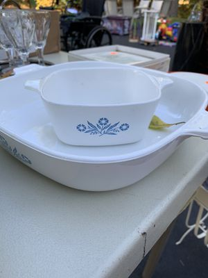 Pyrex pans for Sale in Raynham, MA