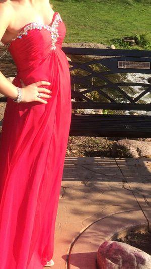 Size 4 Prom dress for Sale in Oak Lawn, IL