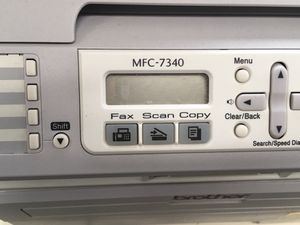 Brother Fax, Scanner, Printer and Copier for Sale in San Francisco, CA