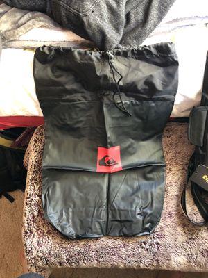 Quicksilver drawstring swim suit bag for Sale in Wildomar, CA