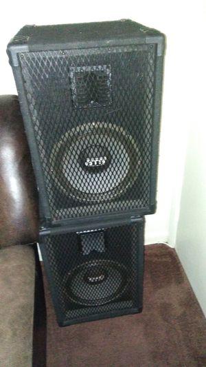 DJ Speakers for you for Sale in Hampton, VA