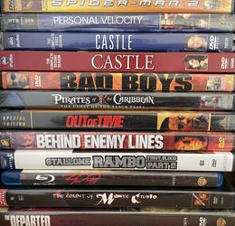 Action Films for Sale in San Dimas,  CA