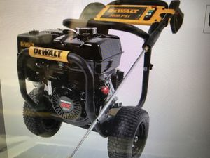 DeWalt Pressure Washer 3800 psi 3.5 GPM GX270 engine. Model 3835 New in Box (stock photo) for Sale in Pine Castle, FL