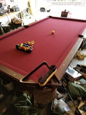 Olhausen pool table for Sale in Pittsburg, CA