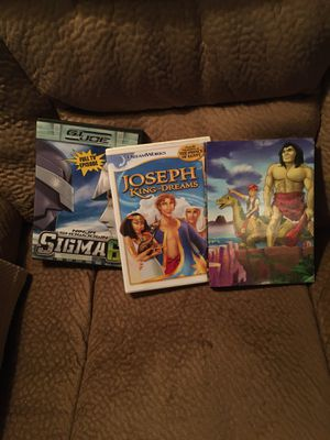 Miscellaneous DVD's for Sale in Rancho Cucamonga, CA