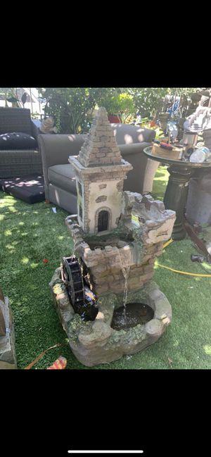 Castle fountain for Sale in Cudahy, CA