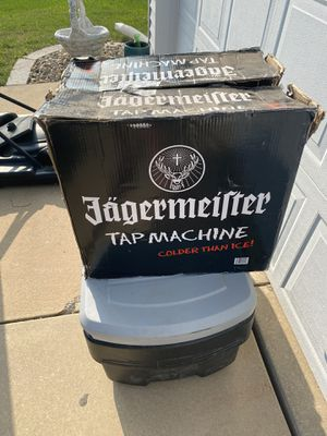 Jagermeister Tap Machine works NIB for Sale in Normal, IL