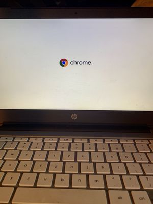 Hp chrome laptop for Sale in Lawndale, CA