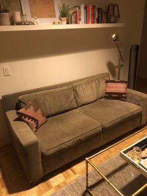 West Elm Queen sofa bed for Sale in New York, NY