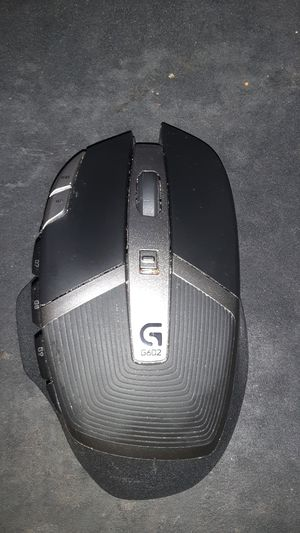 Logitech g602 wireless gaming mouse for Sale in Homestead, FL