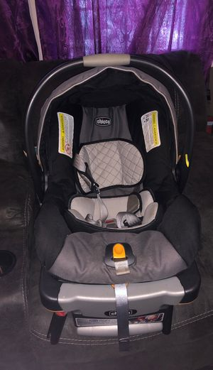 Car seat with base for Sale in Houston, TX