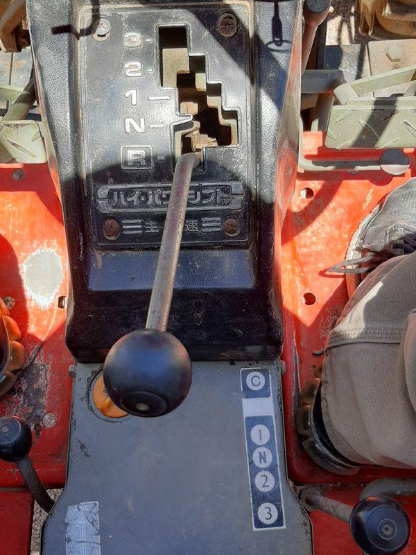 Yanmar YM1601D tractor