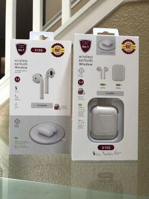 Wireless earbuds window for Sale in Elk Grove, CA