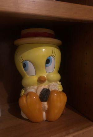 Tweety bird cookie jar for Sale in Queen Creek, AZ