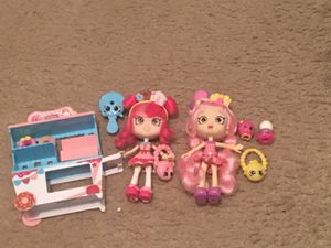 Shopkin dolls for Sale in Grove City, OH