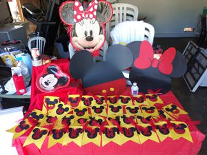 Mickey and minnie for Sale in Santa Ana, CA