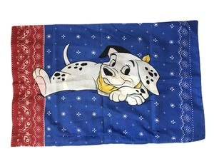 101 Dalmatians Single Standard Pillowcase Double Sided Disney for Sale in New Port Richey, FL