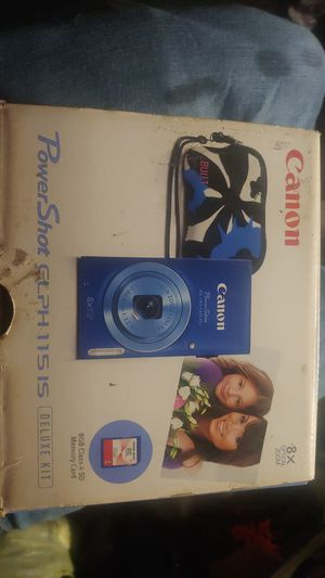 Canon PowerShot ELPH 155 IS digital camera for Sale in Lebanon, TN