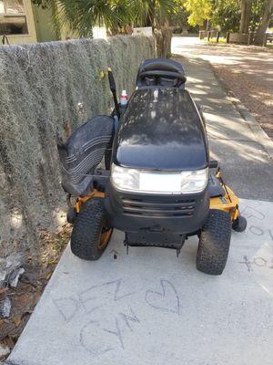 2017 Pollan Pro Riding Mower for Sale in Tarpon Springs, FL