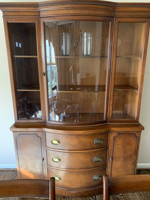 Antique dining room set—PRICE REDUCED!! for Sale in Nottingham, MD
