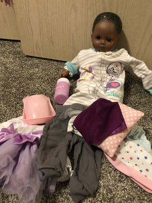 Doll and extras for Sale in Pasco, WA