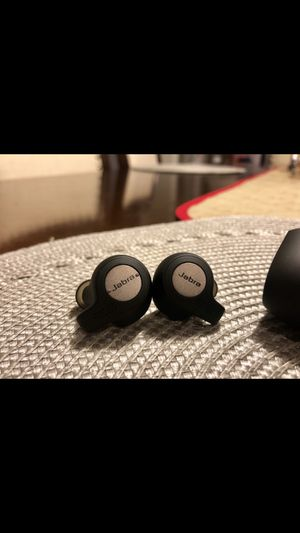 Jabra Elite Active 65t Wireless Earbuds for Sale in Ball Ground, GA